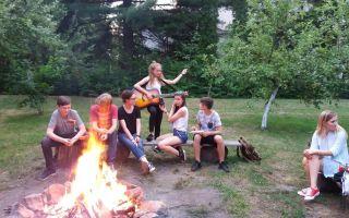 Zakończenie roku formacyjnego wspólnoty oazowej