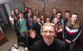 Spotkanie z moderatorem diecezjalnym