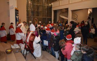 Roraty i spotkanie z św. Mikołajem