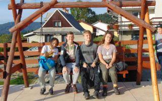 Młodzieżowy wyjazd do Brennej