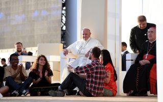 Orędzie papieża Franciszka na XXXV Światowy Dzień Młodzieży