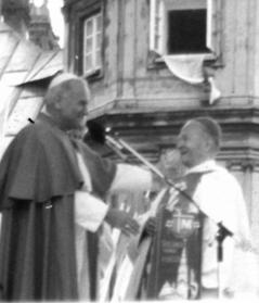 40. rocznica spotkania papieża Jana Pawła II z pielgrzymami z Górnego Śląska i Zagłębia Dąbrowskiego