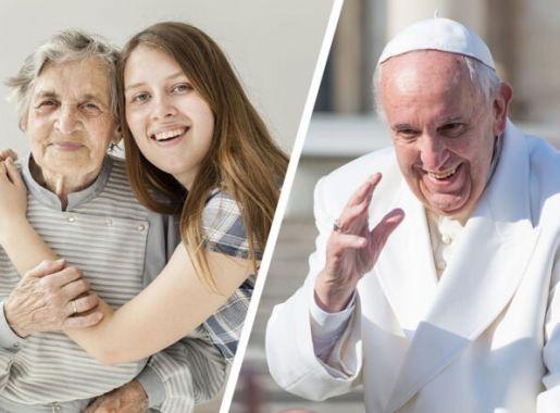 I Światowy Dzień Dziadków i Osób Starszych