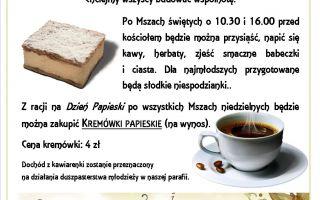 Niedzielna kawiarenka parafialna
